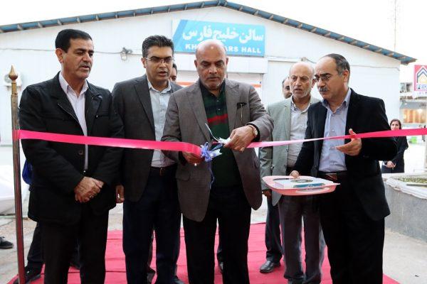 بیستمین نمایشگاه صنعت ساختمان افتتاح شد